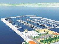 Yeni Foça Yat Limanı üst yapım ihale süreci tamamlandı
