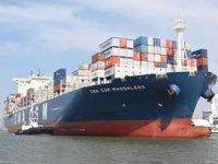 CMA CGM MAGDALENA ve CMA CGM URUGUAY isimli konteyner gemileri, MSC'ye satıldı
