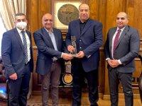 Arkas Egypt, 'Star' ödülüne layık görüldü