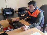 """Tekirdağ Liman Başkanlığı personeline """"Afet Farkındalık Eğitimi"""" verildi"""