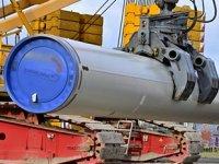 AB, Kuzey Akım 2 inşaatını durdurma kararı aldı