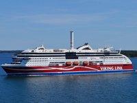 Viking Grace, rotor yelkenin testlerini tamamladı