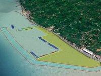 İyidere Lojistik Limanı, 8 bin kişiye istihdam sağlayacak