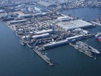 Japonya'ya verilen gemi siparişleri yüzde 55.2 arttı
