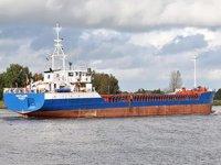 PAWELL gemisi, Ereğli'den Akyar'a yasa dışı yük taşıdı