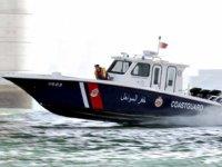 Bahreyn'de devriye botu ile tekne çatıştı: 1 ölü, 2 yaralı