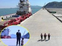 Filyos Limanı'nın güvenliğini jandarma sağlıyor