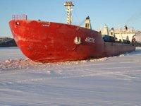 Arctic isimli gemi, Aliağa'da sökülecek