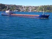 'İrfan Savaş' isimli gemi, İstanbul Boğazı'nda arızalandı