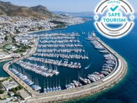 D-Marin, 'Güvenli Turizm Sertifikası' almaya hak kazandı