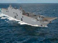 TCG Anadolu, dünyanın ilk gerçek drone uçak gemisi olacak