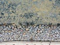 Deniz salyası içme suyu tesisinin filtrelerini tıkadı