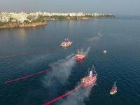 19 Mayıs, Akdeniz'e açılacak 30 adet tekneyle kutlanacak