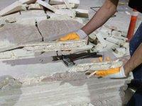Limakport İskenderun'da 1 ton uyuşturucu ele geçirildi