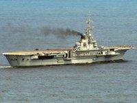 GEMİSANDER: Nae São Paulo uçak gemisinin Aliağa'da sökümü için başvuru yapılmadı