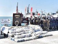 Akdeniz'de balıkçı teknesinde ele geçirilen 1.5 ton uyuşturucunun detayları ortaya çıktı