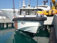 Ares Tersanesi'nin inşa ettiği Sahil Güvenlik botu testleri başarıyla geçti