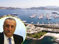 Mehmet Ağar, Yalıkavak Marina Yönetim Kurulu Başkanlığı görevini bıraktı