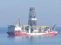 Fatih gemisi, Türkali-3'te sondaja başladı