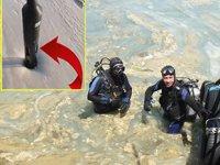 Müsilaj yüzünden Marmara Denizi'nde ölçüm bile yapılamıyor