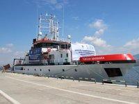 TÜBİTAK Marmara Araştırma Gemisi, deprem araştırması yapacak