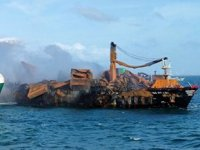Sri Lanka, X-Press Pearl gemisinin sahiplerine dava açacak