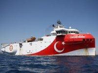 Oruç Reis için koruma gemisi hizmeti alınacak