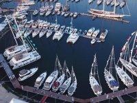 CNR Avrasya Boat Show Denizde Fuarı başladı