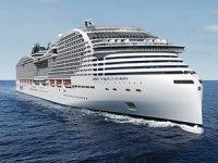 MSC World Europa gemisi rezervasyona açıldı