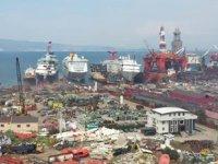 Türkiye'nin gemi geri dönüşümdeki payı artıyor