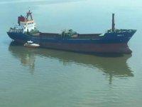 İzmit Körfezi'ni kirleten Mega D isimli gemiye 1.3 milyon lira ceza kesildi