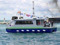 Burgas Körfezi'nde turistleri çevre dostu katamaran gezdirecek