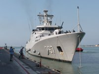 KRI SULTAN ISKANDAR MUDA-367 korveti, Mersin'i ziyaret etti