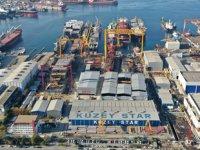 Kuzey Star Tersanesi, yüzer liman inşasını 29 ayda tamamlayacak