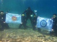 Muğlalı itfaiyeciler, su altında da arama kurtarma yapacak