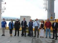 Asyaport'a Deprem ve Tsunami Gözlem İstasyonu kuruldu