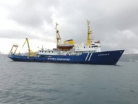 Marmara Denizi derinliklerinde hidrojen sülfür tespit edildi