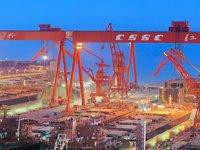 Çin'in gemi inşa sektörü, uzun vadeli yükseliş dönemine girecek