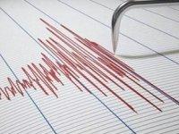 İstanbul'da deprem meydana geldi