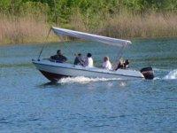 Gaga Gölü turizme açılmayı bekliyor