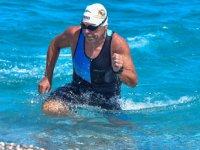 Erhan Turan, Cumhuriyet için 2023 km yüzecek
