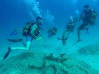 Antalya'daki dalış okulları, 1 Temmuz'u bekliyor