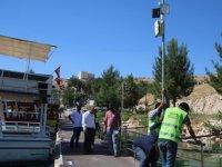 Halfeti'de tekne turlarına ilgi arttı, marina bakımı yapıldı