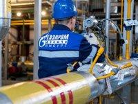 Gazprom'un doğalgaz geliri yüzde 47 arttı