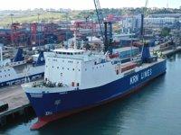 KRN Lines, Misurata Limanı'na ilk seferini gerçekleştirdi