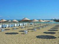 Samsun'da 13 'Mavi Bayrak'lı plaj bulunuyor