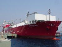 Ertuğrul Gazi FSRU gemisi, hizmete alındı