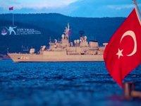 1 Temmuz Denizcilik ve Kabotaj Bayramı'mız kutlu olsun!