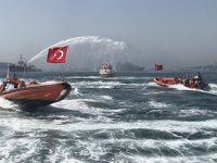 İstanbul'da 1 Temmuz Denizcilik ve Kabotaj Bayramı coşkusu yaşandı