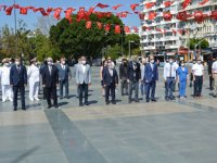 1 Temmuz Denizcilik ve Kabotaj Bayramı, Antalya'da kutlandı